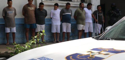PNC arresta a peligroso pandillero que también es buscado por el FBI