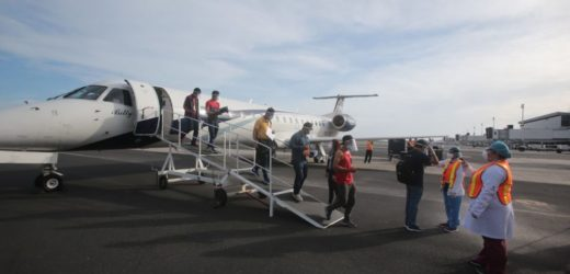 Gobierno de El Salvador trae a casa a 2,170 compatriotas que permanecían fuera del país ante la alerta por el COVID-19