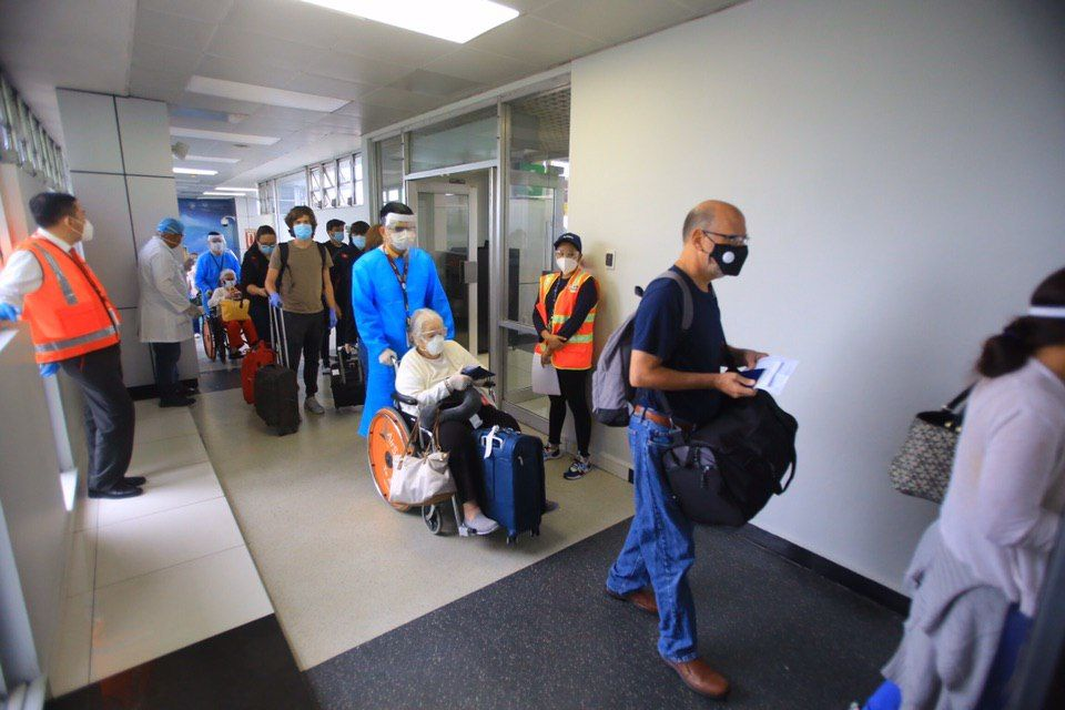 Gobierno de El Salvador repatria a más de 3,500 connacionales desde 38 países