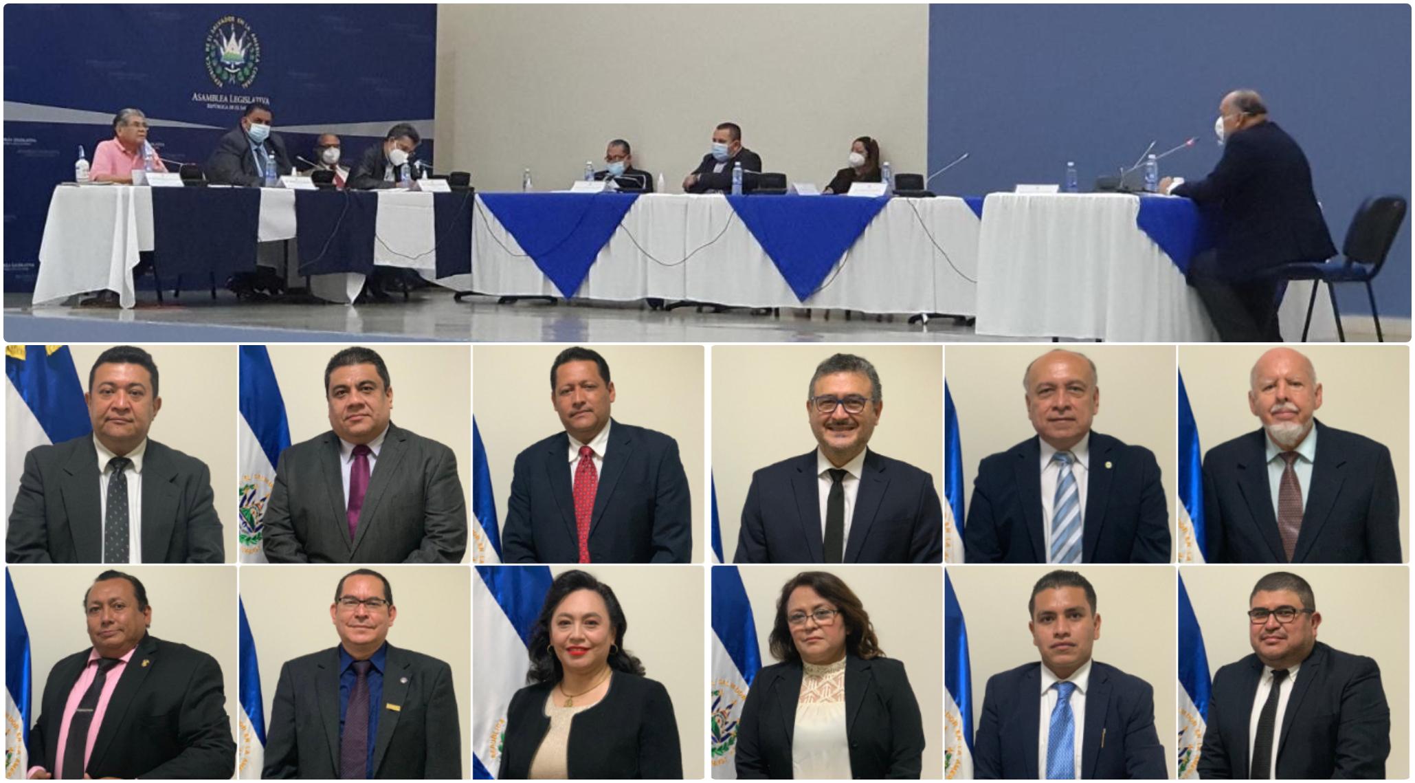 Diputados han entrevistado a 58 aspirantes a magistrados a CCR e invitan a la sociedad civil a ser parte del proceso