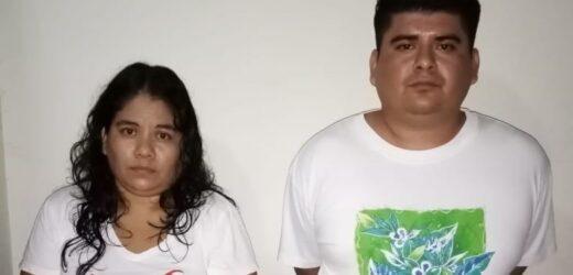 Uno de los 100 más buscados y su pareja, tras las rejas