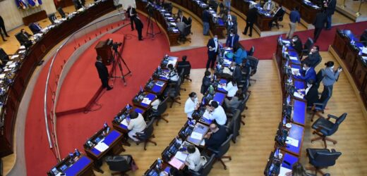 Asamblea aprueba límites territoriales entre los municipios de Citalá y Metapán