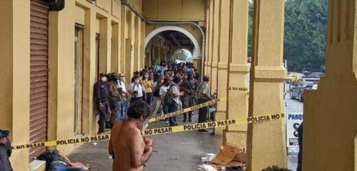 Encuentran hombre muerto en San Salvador