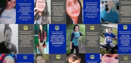 Fiscalía da respuesta ante denuncias sobre menores desaparecidos