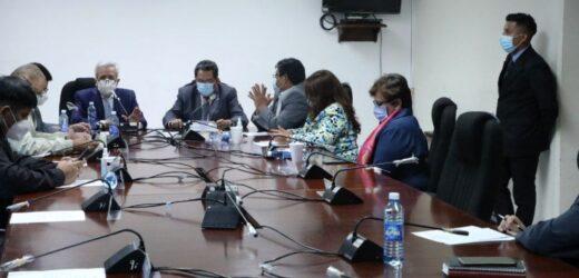 Darán celeridad a estudio de Ley de Agricultura Familiar y de Ley de Soberanía Alimentaria y Nutricional