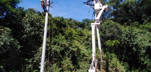 Inversión: US$ 100,000   AES realiza inversión en red de distribución de Chalatenango y Cabañas