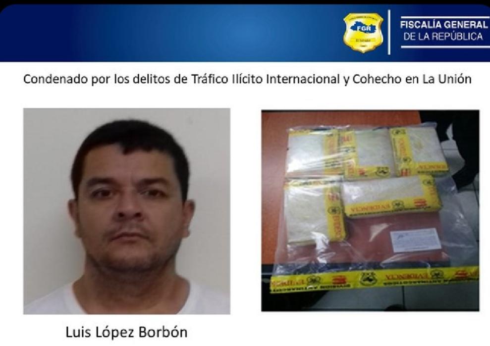 Costarricense condenado por narcotafico
