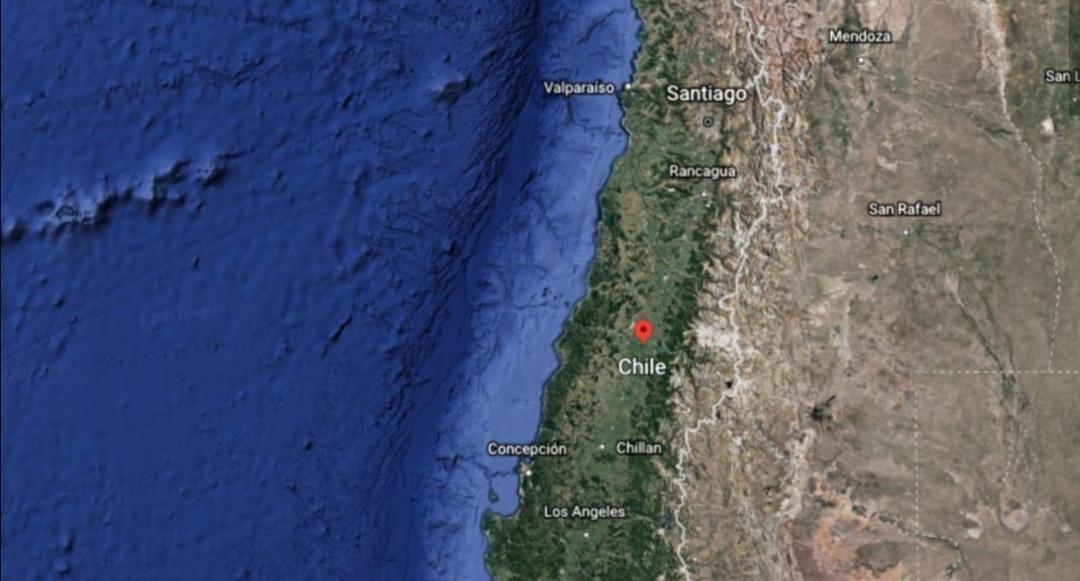Sismo de 7.1 en la Antártida seguido por otro en Santiago pone en alerta a los chilenos