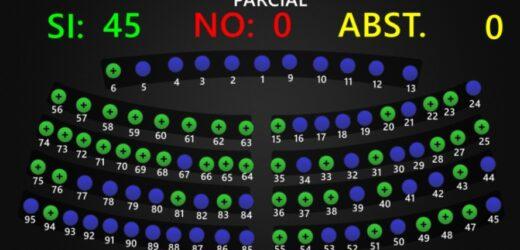 Pleno Legislativo reforma Ley para Regular Beneficios y Prestaciones de los Veteranos de Guerra