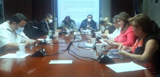 Alcanzan consenso en 103 artículos del proyecto de Ley General de Agua