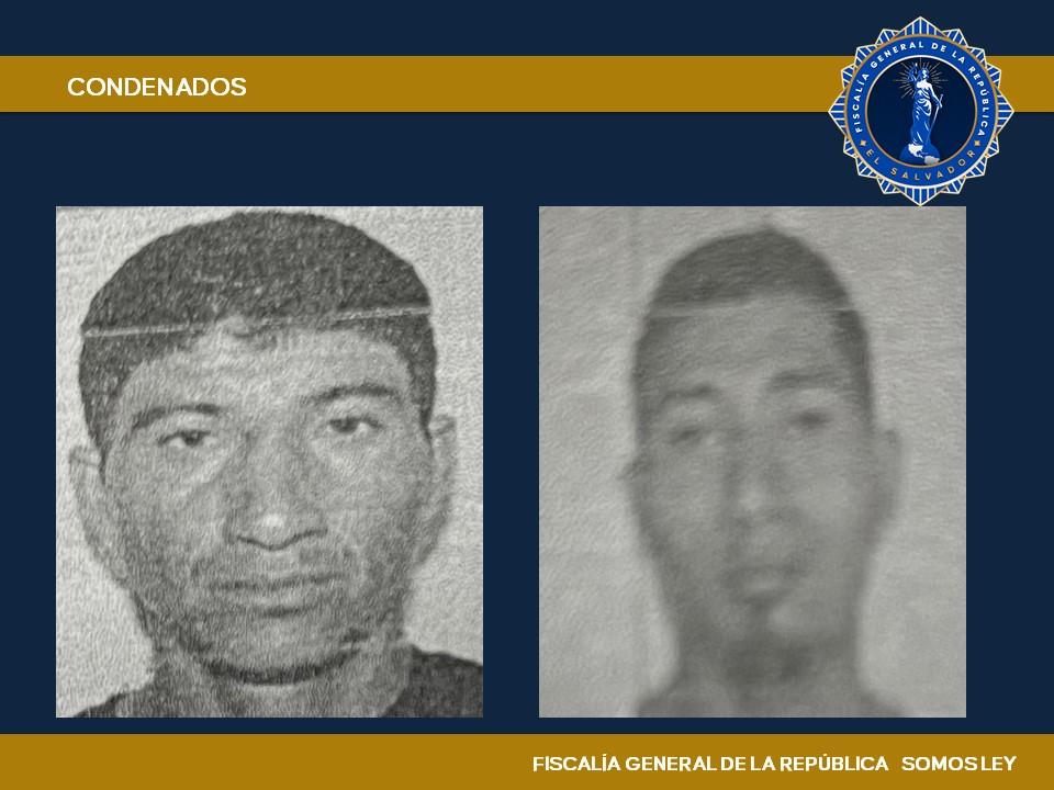 Pandilleros son condenados a 10 años de cárcel por Homicidio Tentado, en Sonsonate