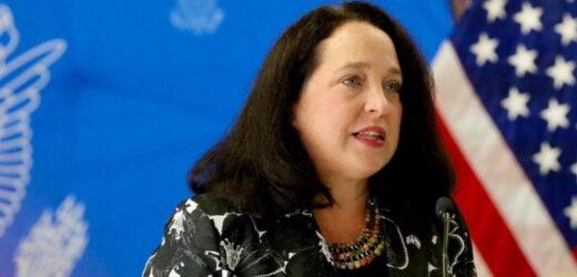 Declaración de la Encargada de Negocios Interina Jean Manes a su llegada a El Salvador