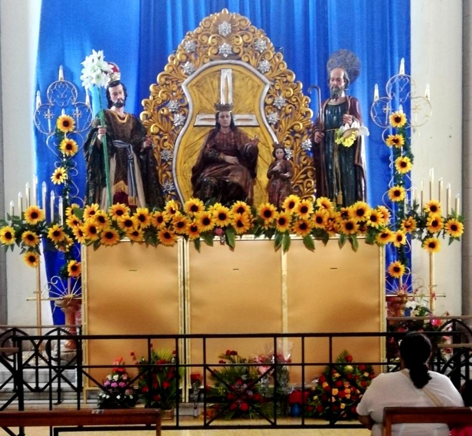 Fiestas Julias sin Mañanitas ni Procesion el 26 de Julio.