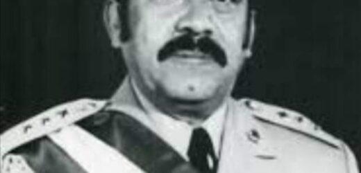 Fallece ex presidente Arturo Armando Molina