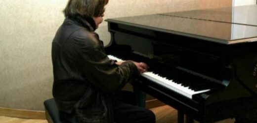 Andres Montenegro, su talento, su musica.