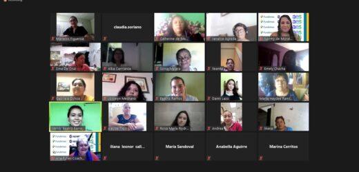 AES y FUNDEMAS gradúan a 33 emprendedoras del taller AES Mujer-EMPRETEC