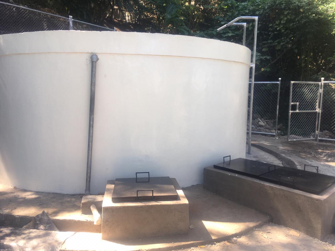 Japón financió construcción de Sistema de Agua Potable en el Cantón Las  Huertas, municipio de Ilobasco, Cabañas