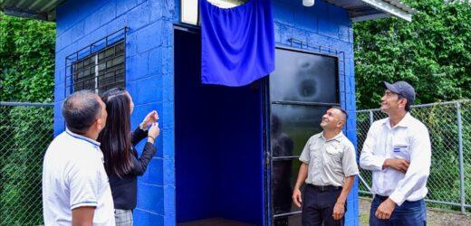 Japón Financió Construcción De Sistema De Agua Potable En Cantón Tizatío,  Municipio de San Alejo y Departamento de La Unió