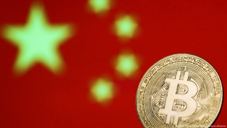 China declara ilegales las transacciones con criptomonedas