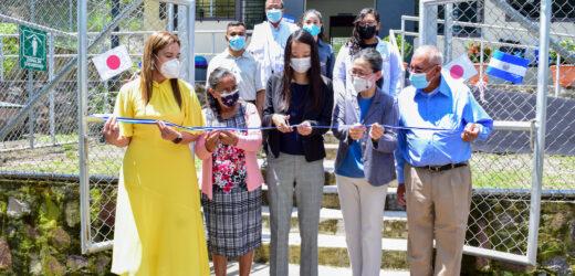 Japón Financió Construcción de Unidad Comunitaria de Salud Familiar Básica en Cantón Honduritas, Nueva Esparta, La Unión.