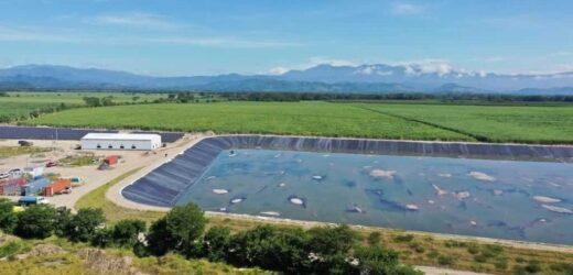 Estados Unidos a traves de Fomilenio II instalan sistema de riego en El Paisnal.
