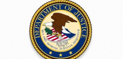 Fuerza de Tarea del Departamento de Justicia de los Estados Unidos para Combatir la Corrupción en Centroamérica