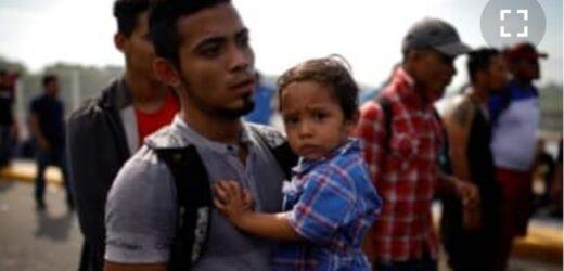 Reportan cifra récord de migrantes salvadoreños detenidos en la frontera sur de EE. UU. en 2021